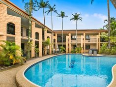Cairns Oasis Inn Apartments Australia, Pacific Ocean and Australia The 3.5-star Oasis Inn Apartments offers comfort and convenience whether you're on business or holiday in Cairns. Offering a variety of facilities and services, the hotel provides all you need for a good night's sleep. Take advantage of the hotel's free Wi-Fi in all rooms, laundromat, taxi service, express check-in/check-out, luggage storage. All rooms are designed and decorated to make guests feel right at hom...