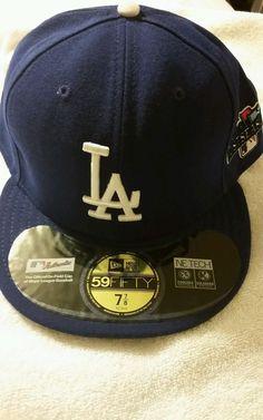 New Era 59FIFTY LA DODGERS blue -MLB Baseball Cap Hat 8 originally  42   fashion  clothing  shoes  accessories  mensaccessories  hats  ad (ebay  link) e2752a0ab1f4