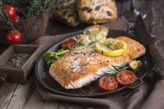 Searching for tips on how to cook fish perfectly? Learn about the science of cooking seafood and get some fabulous recipes, including Grilled Dilled Salmon.