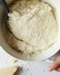 from food wine creamy parmesan grits creamy parmesan grits sarah ...