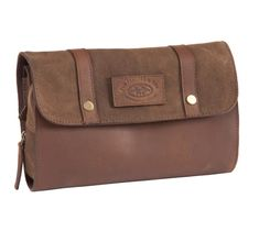 Men find this gift of a smart leather and canvas hanging wash bag perfect for travel with many pockets to store bathroom essentials. Hanging Canvas, Wash Bags, Travel Bags, Gifts For Him, Gentleman, Messenger Bag, Travelling, Satchel, Kit