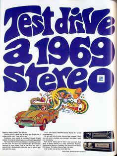 General Motors ad, 1968