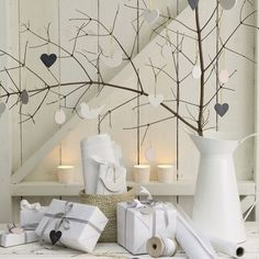 the white company london | easter display