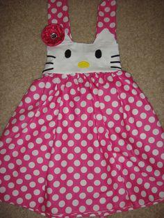 robe Hello kitty