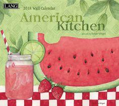 American Kitchen™ 2018 Wall Calendar I LANG