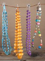 Beadsforlife. Let the girls choose a necklace, the money goes towards a good cause :)