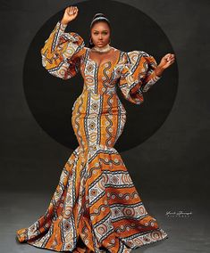 Aso Ebi Ankara Styles And Dress For African Queen