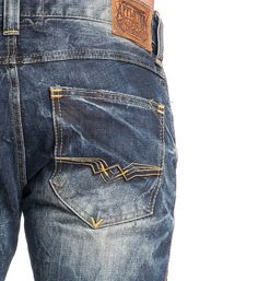 Men's jeans made for those who endure, create, & challenge the status quo. Shop our men's jeans. Affliction Clothing, Types Of Jeans, Stylish Mens Fashion, Diesel Jeans, Perfect Jeans, Denim Pants, Stretch Jeans, Blue Denim, Kingston
