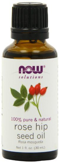 Rose Hip Seed Oil - supposed to be good for skin clarity, acne, hyperpigmentation, texture ...