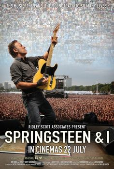 July 22 & 25 - BRUCE SPRINGSTEEN & I at Benaki Summer Festival. More info at: www.benakisumerfestival.gr