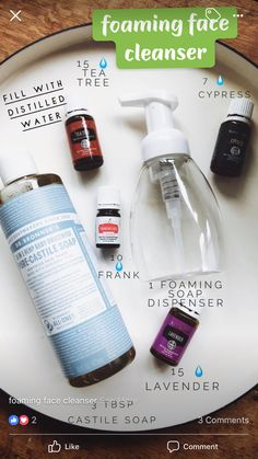 17 Trendy Cleaning Lady Tips Essential Oils For Face, Essential Oil Diffuser Blends, Essential Oil Uses, Doterra Essential Oils, Young Living Essential Oils, Oil Face Wash, Young Living Oils, Aromatherapy Oils, Tips Belleza