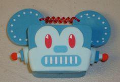 Steampunk Mickey Antenna Topper Disney