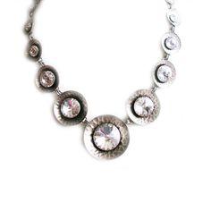 Konplott Rivoli Concave Halskette mit 11 Elementen
