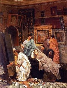 Sir Lawrence Alma Tadema - Conservapedia