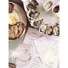 oyster heaven at the walrus and the carpenter