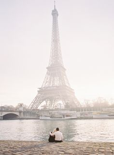 Sweetest Parisian anniversary shoot: http://www.stylemepretty.com/little-black-book-blog/2017/02/28/romantic-winter-anniversary-shoot-in-paris/ Photography: Oliver Fly - http://oliverfly.com/