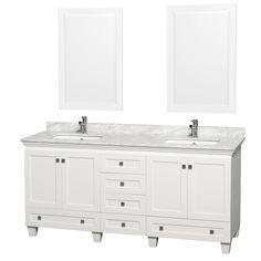 Inch Bathroom Vanity Without Top Home Bathroom Vanities - 72 inch bathroom vanity without top for bathroom decor ideas