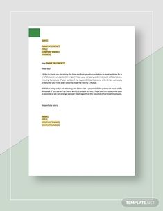 Simple Project Proposal Template - Word (DOC) | Google Docs | Apple (MAC) Apple (MAC) Pages | PDF | Template.net Project Proposal Template, Proposal Templates, Software Projects, Research Projects, Easy Projects, School Projects, Writing A Business Proposal, Grant Proposal, Project Free