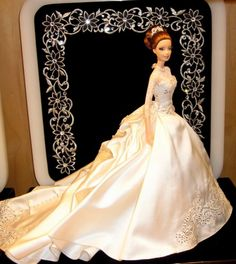 Barbie Wedding Gown