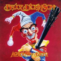 Accident of Birth, an Album by Bruce Dickinson. Released June 3, 1997 on CMC (catalog no. 06076-86217-2; CD). Genres: Heavy Metal.  Rated #30 in the best albums of 1997, and #1812 in the greatest all-time album chart (according to RYM users).  Featured peformers: Bruce Dickinson (vocals), Adrian Smith (guitar), Roy Z (guitar, Mellotron, piano, producer, engineering, mixing), Eddie Casillas (bass), Dave Ingraham (drums), Rober Newfied (string arrangements), Greg Fidelman (assistant engineer)…