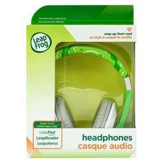LeapFrog Headphones - Green