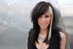 wish I could pull off hair like this