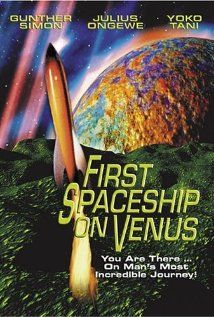 First Spaceship on Venus (1960) Poster