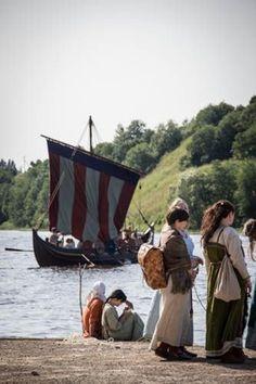 Viking renactnent group... Vikingsnitt -Trondheim, Norway.   http://vikingsnitt.blogg.no/
