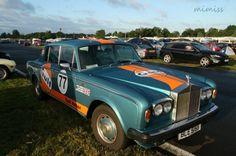 Rolls Royce Silver Shadow Gulf