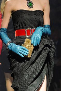 Lanvin F/W 2012, Paris Fashion Week