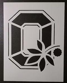 ohio state logo stencil free Google Search Ohio state