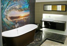 Inspiracje łazienkowe, które zachwycają! Bathtub, Bathroom, Standing Bath, Washroom, Bathtubs, Bath Room, Bath, Bathrooms, Bath Tub