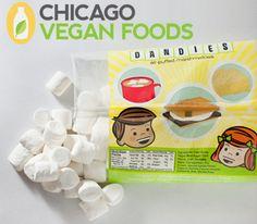 Chicago Vegan Foods ... Dandies Vegan Marshmallows