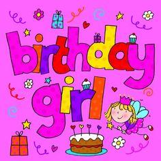 birthday ideas for toddler girls | Kids Cards, Kids Birthday Cards