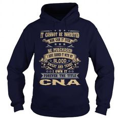 CNA FOREVER THE TITLE T Shirts, Hoodies. Get it now ==► https://www.sunfrog.com/LifeStyle/CNA--FOREVER-THE-TITLE-Navy-Blue-Hoodie.html?41382
