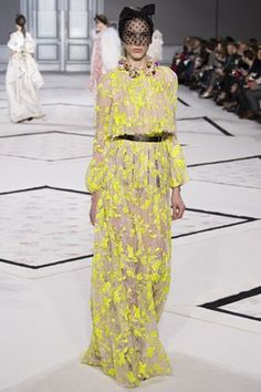 Spring/Summer 2015 Couture  GIAMBATTISTA VALLI