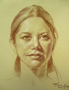 Marlin Adams portraits
