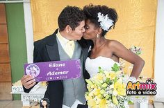 Casamento de Eliane e Ademar: www.artmixfotoevideo.com