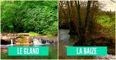 Top 15 des meilleurs noms de fleuves on se fait la descente de la Trouille jusquà la Haine ?