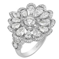 Precious Chopard -Bejewelled Lace of Fantasy and Emotion Woven Together
