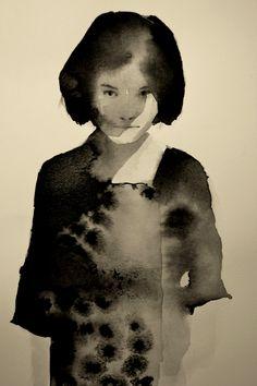 Julia Santa Olalla — Indian Ink