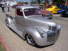41 Chevy pickup truck. I want one of my very own!