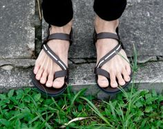 Isaac Gladiator Sandals by sixthempire on Etsy