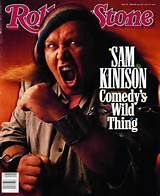Auto accident, stand up comedian, actor, musician, Sam Kinison