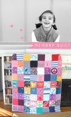 a memory quilt