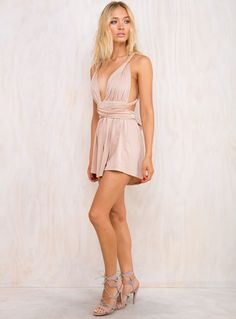 Vegas Vault Playsuit | Princess Polly