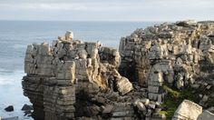 Peniche cliffs  #Portugal