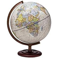 Waypoint Geographic Ambassador Globe. -- Check this awesome product by going to the link at the image. We are a participant in the Amazon Services LLC Associates Program, an affiliate advertising program designed to provide a means for us to earn fees by linking to Amazon.com and affiliated sites.
