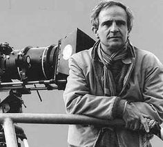 Francois Truffaut: French New Wave director, film critic and theorist.