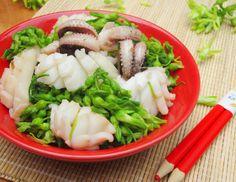 Cách làm 4 món mực siêu hấp dẫn cho bữa cơm thêm ngon - http://congthucmonngon.com/165864/cach-lam-4-mon-muc-sieu-hap-dan-cho-bua-com-them-ngon.html